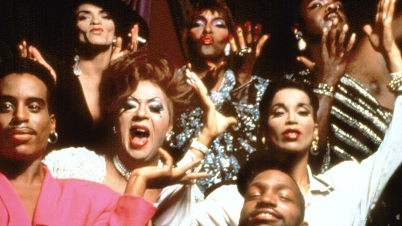 """""""Paris Is Burning"""" : This 1990 documentary gave insight into the gay balls in New York City and kicked off an age of the dance craze known as voguing. (Netflix)"""