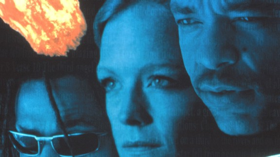 """""""Judgement Day"""" : Mario Van Peebles, Suzy Amis and Ice-T star in this direct to video sci-fi action film. (Hulu)"""