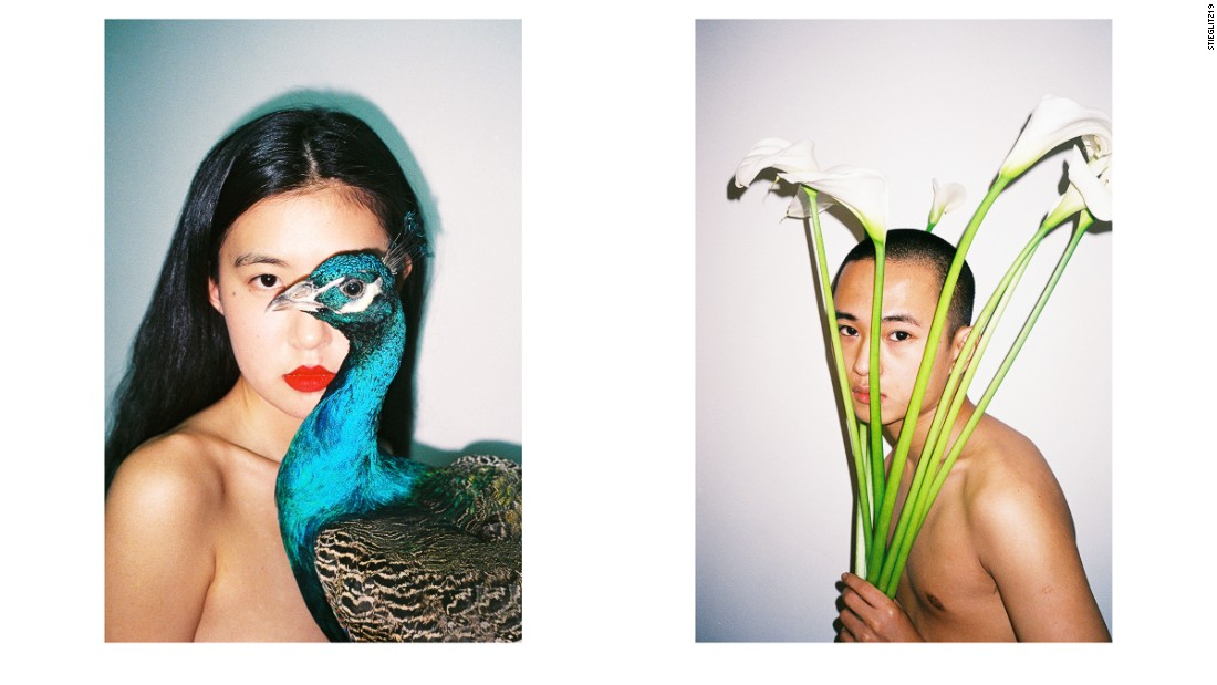 Image result for Ren Hang