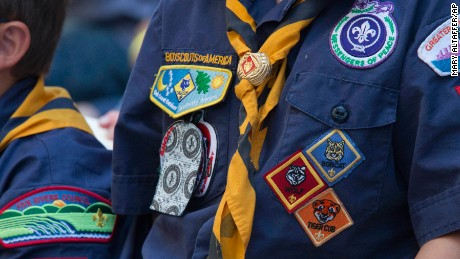Boy Scouts open membership to transgender boys