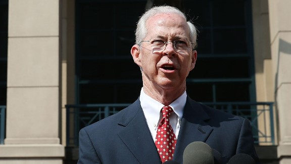 New acting Attorney General Dana J. Boente.