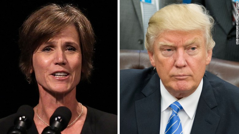 Was Trump's Yates tweet witness intimidation?