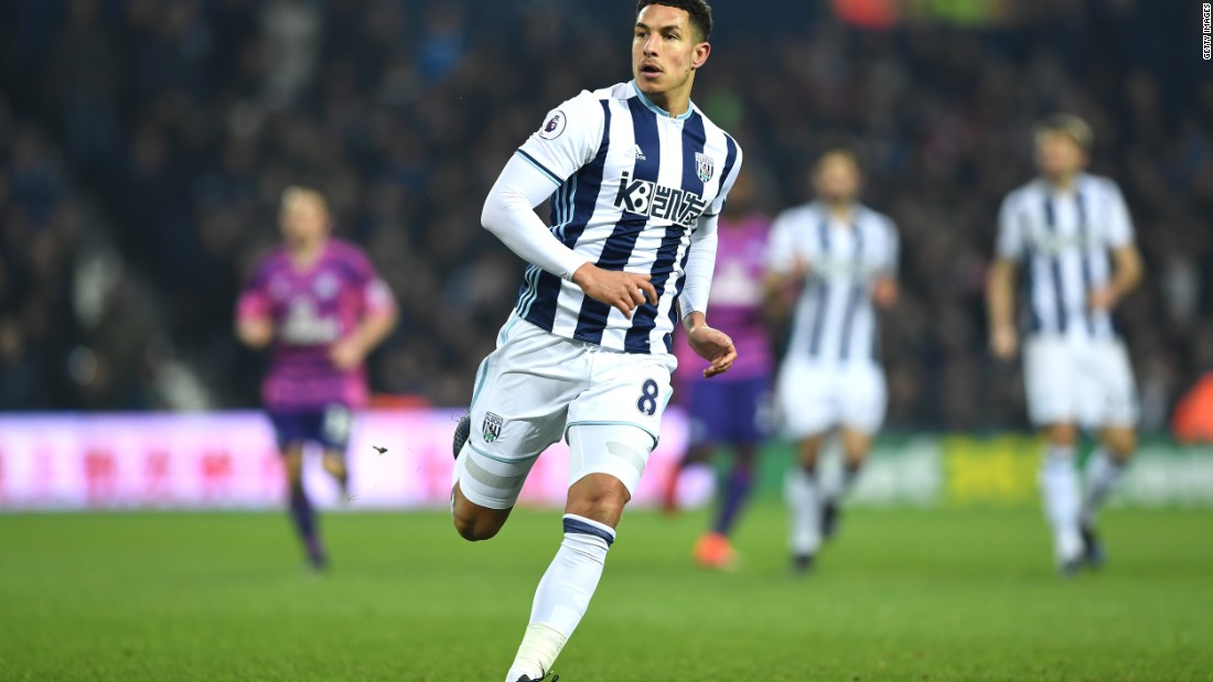 <strong>Jake Livermore: Hull City to West Bromwich Albion </strong><br />Transfer fee: $12.2M<br />Age: 27<br />Position: Defensive midfielder<br />Nationality: England