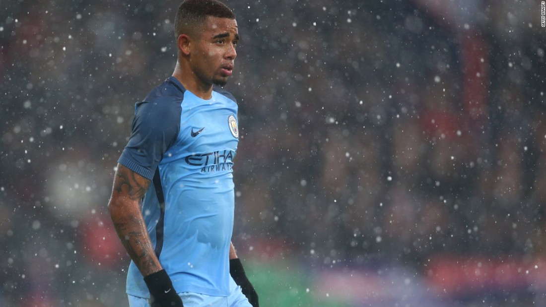 <strong>Gabriel Jesus: Palmeiras to Manchester City</strong><br />Transfer fee: $34M<br />Age: 19<br />Position: Striker<br />Nationality: Brazil