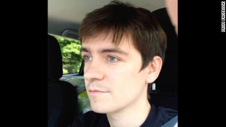 Alexandre Bissonnette, here in a now deleted Facebook page, faces six counts of first-degree murder.