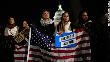 Trump refugee ban bringing religious faiths together