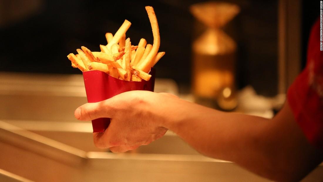 Cnn Fast Food Chemicals
