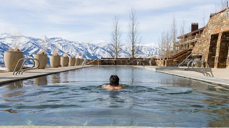 Most Amazing Hotel Pools Across America Cnn Travel