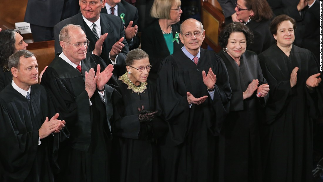 Supreme Court prepares for right turn
