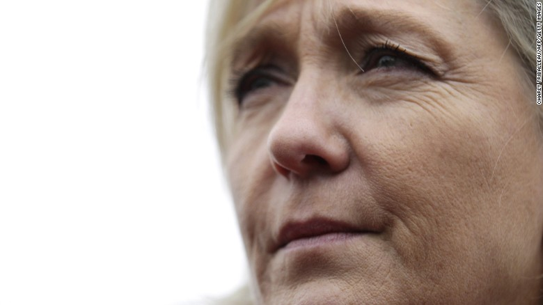French rural voters hope Le Pen brings change