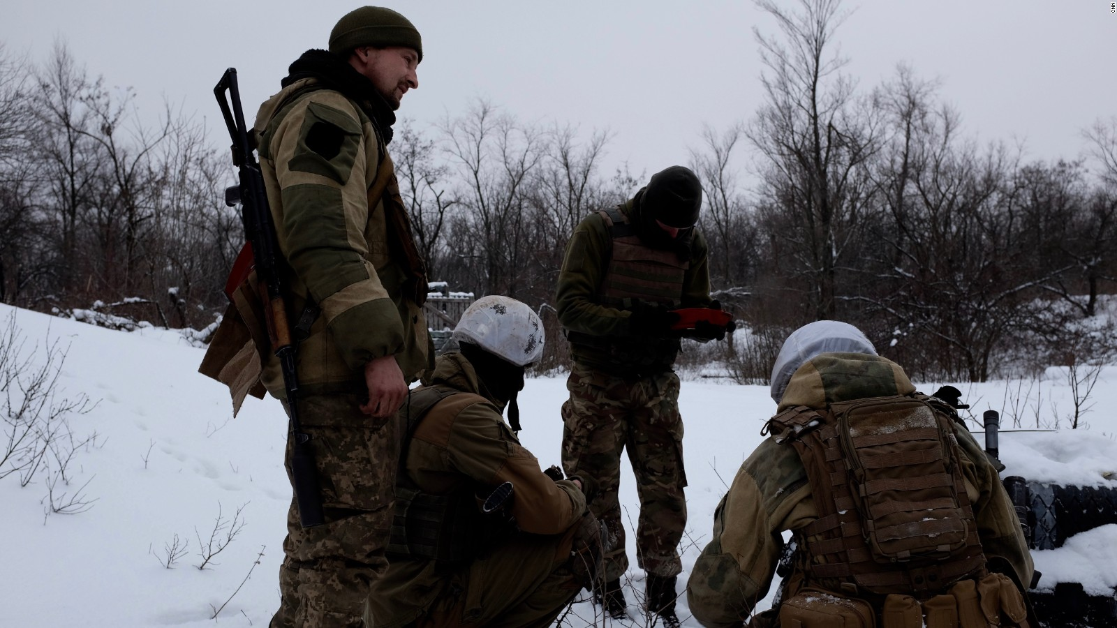 The truce in the Donbass 89