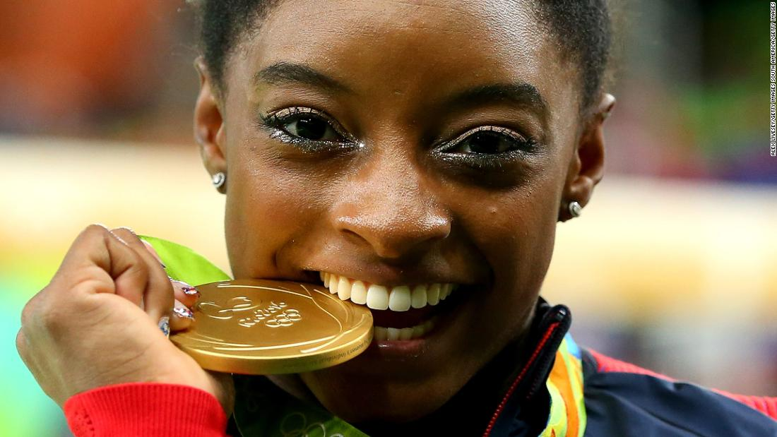 Biles says 2020 Olympics will be her last