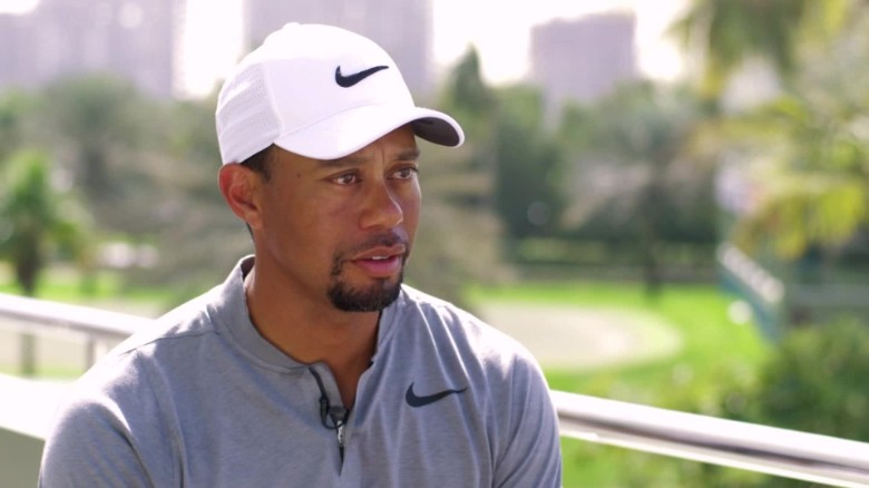 tiger woods exclusive dubai desert classic injuries comeback usa divisiveness living golf intv_00001928