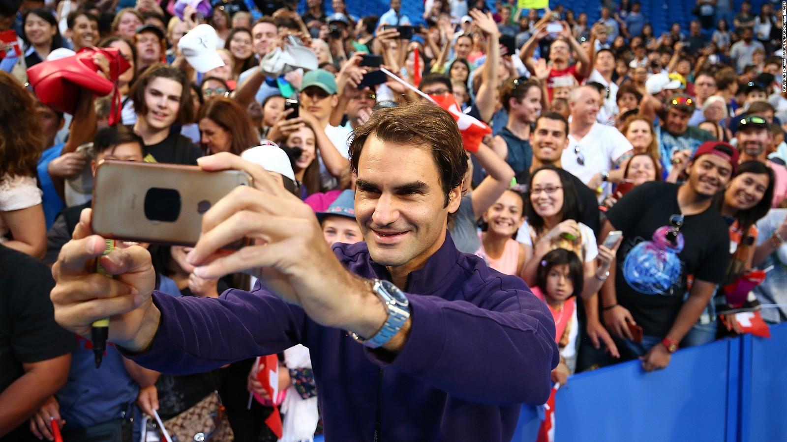 Roger Federer inspires global devotion like no other at Wimbledon - CNN c19a3aba00b1