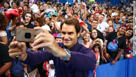 18 reasons to love Roger Federer
