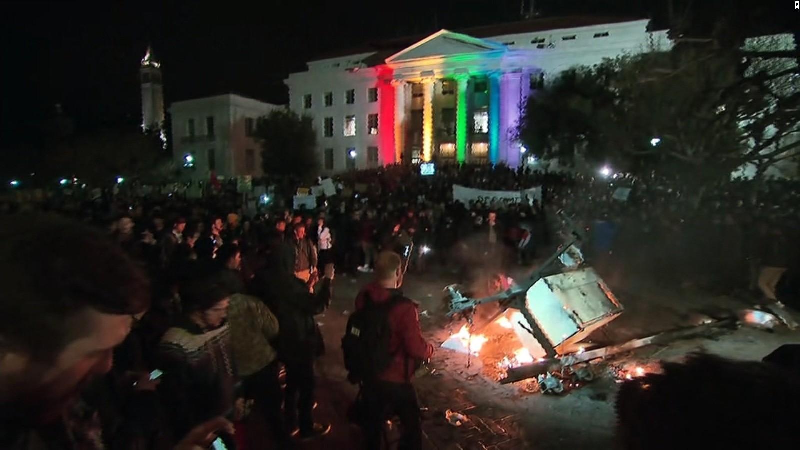 2017 Berkeley protests