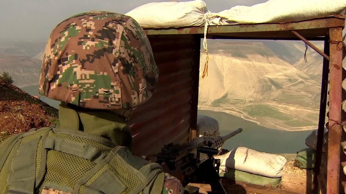 Jordan beefs up its borders amid ISIS fears