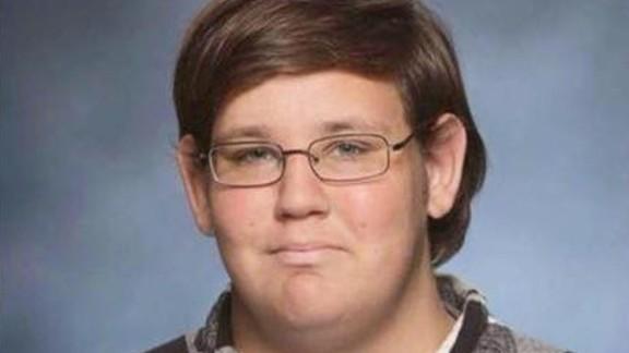 Kenneth Suttner, 17, committed suicide on December 21.