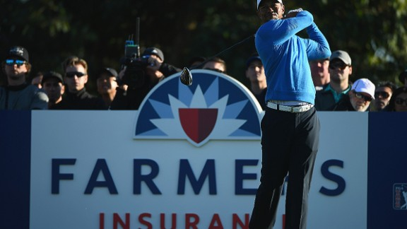 Woods missed the cut on his return to action in last month