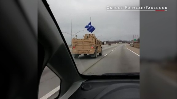 Trump flag spotted on Navy convoy_00002806.jpg