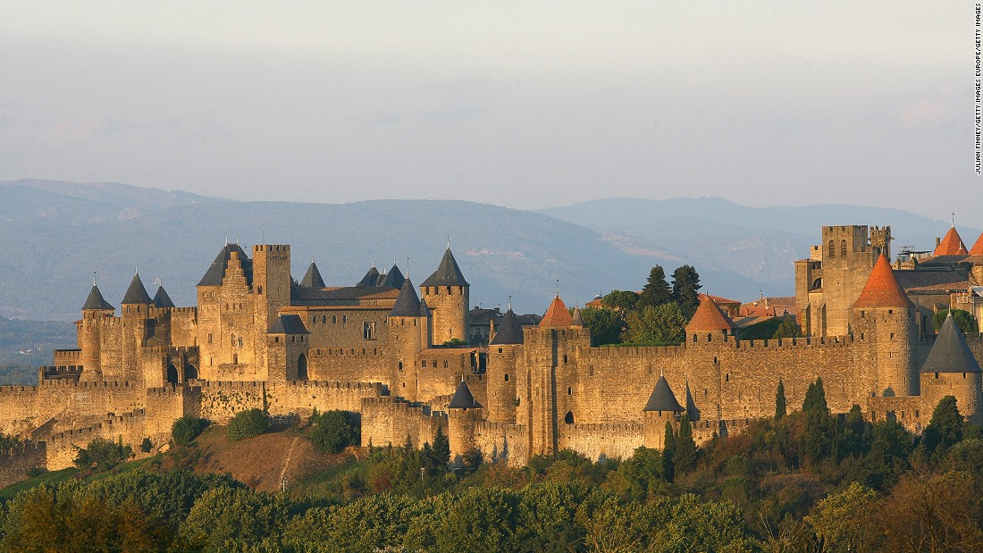 10 of the best medieval walled cities
