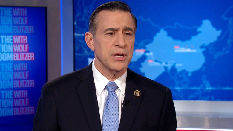Issa: Pollution regulation was a dirty trick
