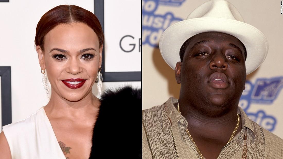 faith evans announces notorious big duets album cnn
