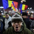 02 Romania corruption protest 0202