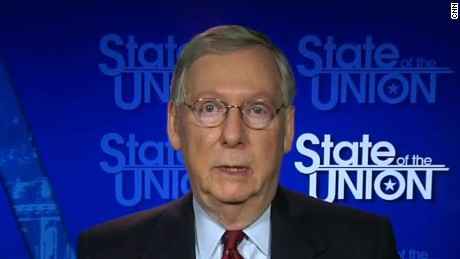 McConnell disagrees with Trump fraud claim