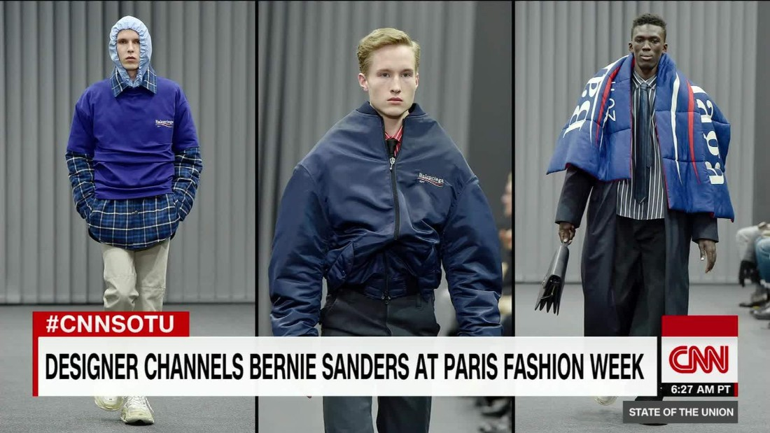 Sotu >> Bernie Sanders, fashion icon? - CNNPolitics