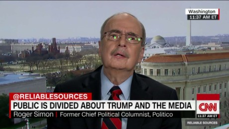 Public is divided about Trump and the media_00010705
