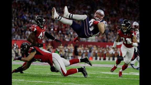 Edelman is upended by Atlanta