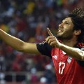 Mohamed Elneny africa cup of nations egypt