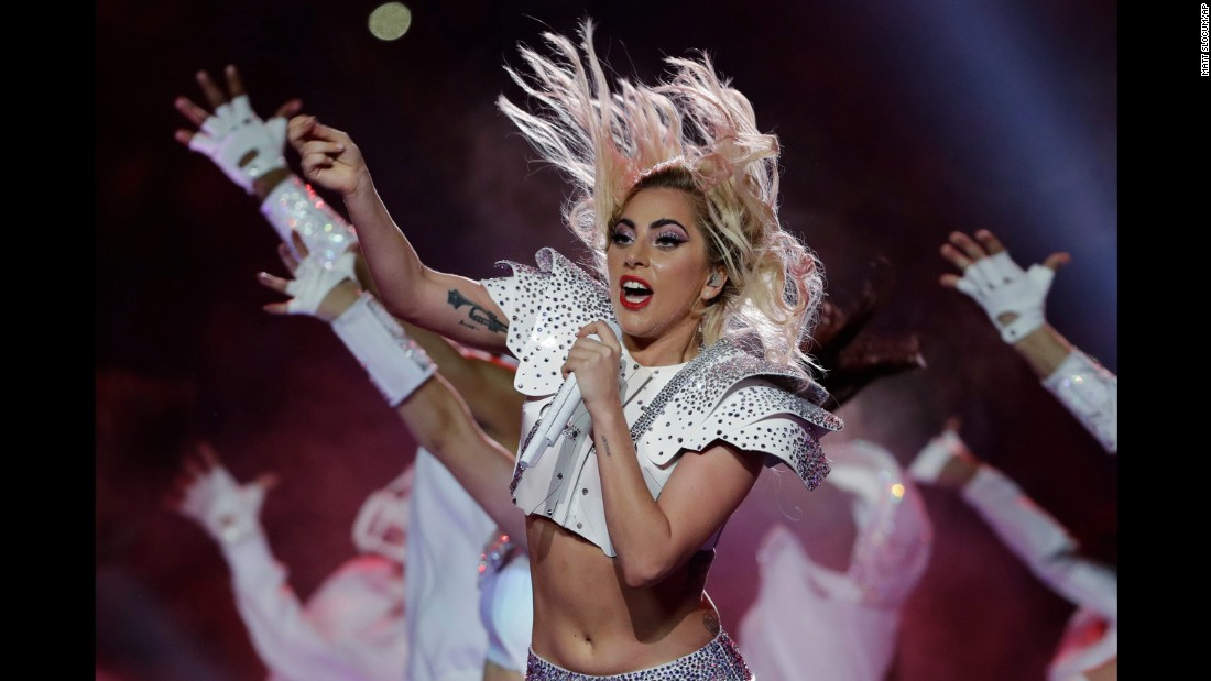 "Singer Lady Gaga posted a message on her Instagram account regarding comments about her body during her NFL Super Bowl 51 halftime show. ""I'm proud of my body and you should be proud of yours too,"" <a href=""https://www.instagram.com/p/BQPMuhPlaBr/?taken-by=ladygaga&hl=en"" target=""_blank"">she wrote. </a>"