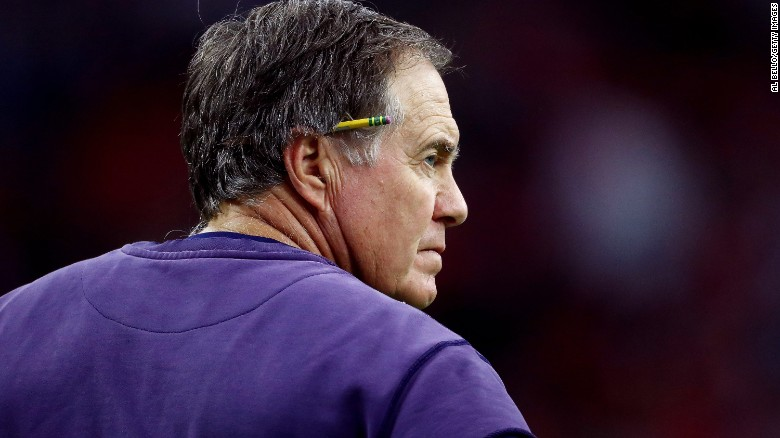 <strong>Most Super Bowl wins for a head coach:</strong> New England coach Bill Belichick has won five Super Bowls, passing Pittsburgh's Chuck Noll in 2017. Belichick also won two Super Bowls as an assistant coach with the New York Giants.