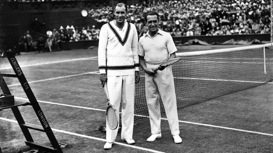 "Henri Cochet was a zippy Frenchman who stood about 5-foot-6. His American opponent in the 1927 Wimbledon final, Bill Tilden, went by the sobriquet ""Big Bill,"" for obvious reasons. Tilden got off to a hot start, winning the first two sets and staging a 5-1 lead in the third set before Cochet struck back, winning the final three sets in what could be the greatest comeback in tennis history."