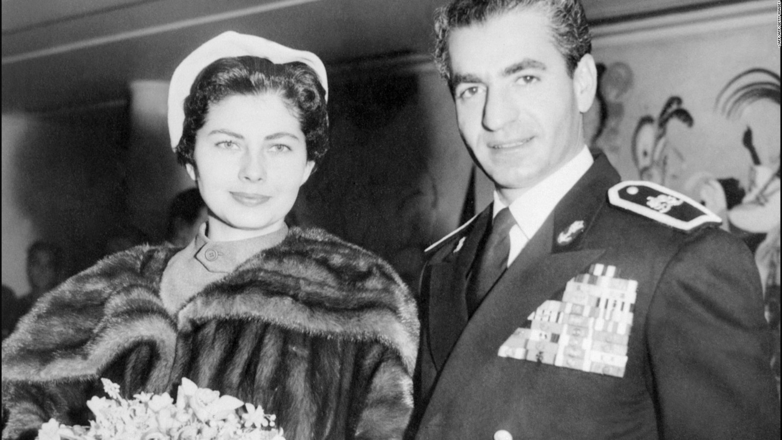 Soraya Bakhtiari - the precious jewels of Iran\'s sad eyed princess ...