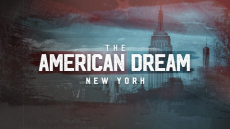 American Dream: New York title slate