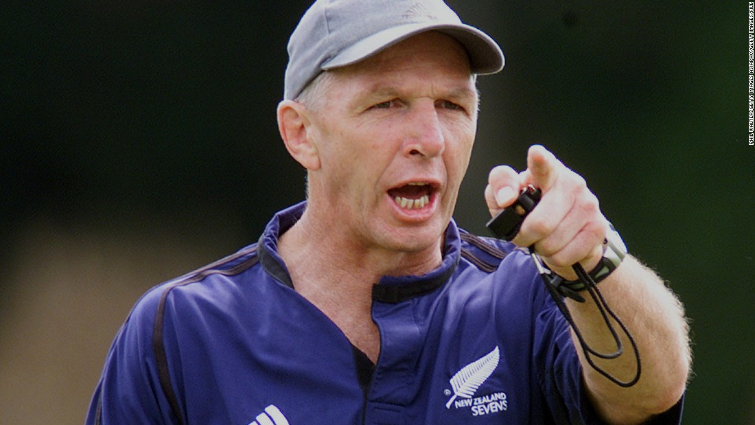 "Tietjens told CNN's World Rugby show that his ""big challenge"" will be taking Samoa to the 2020 Tokyo Olympics."