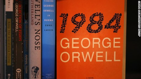 George Orwell's tale of government surveillance, Big Brother and newspeak hits Broadway this summer.