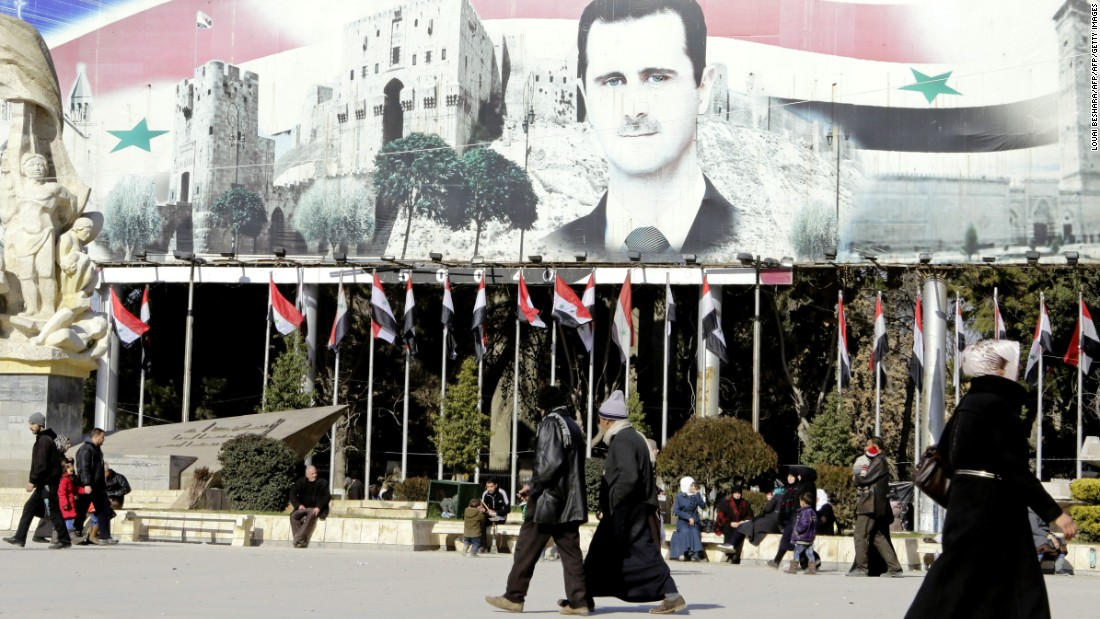 13,000 people hanged in secret at Syrian prison, Amnesty says
