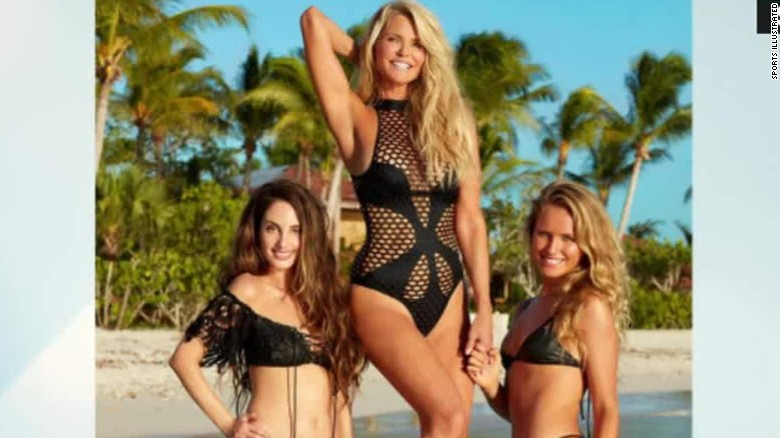 Christie Brinkley daughters Sports Illustrated_00003424