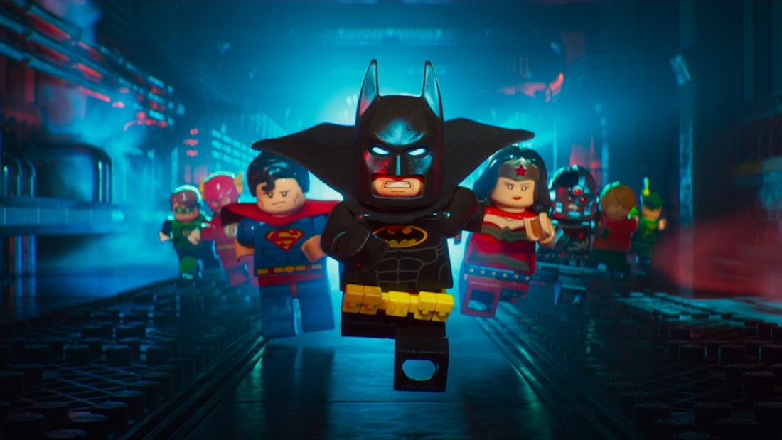 Review: 'Lego Batman Movie' doesn't quite hold together - CNN