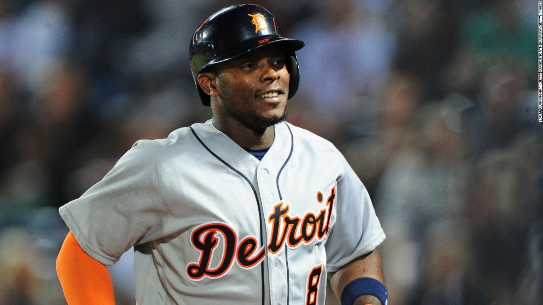 The Detroit Tigers left fielder is a former overall No. 1 draft pick and three time All-Star. Upton came in fourth in MVP voting in 2011, when he batted .289 with 31 home runs, 88  RBIs and 21 stolen bases for Arizona.  He heads into the second year of a six-year $132.75 million contract.
