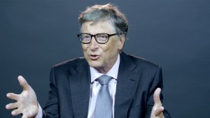 Looking forward with Bill Gates