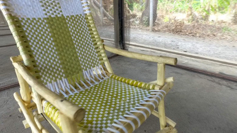Could this chair end malaria?