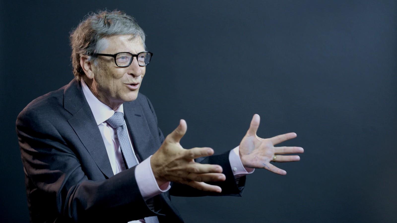 Looking forward with Bill Gates - CNN