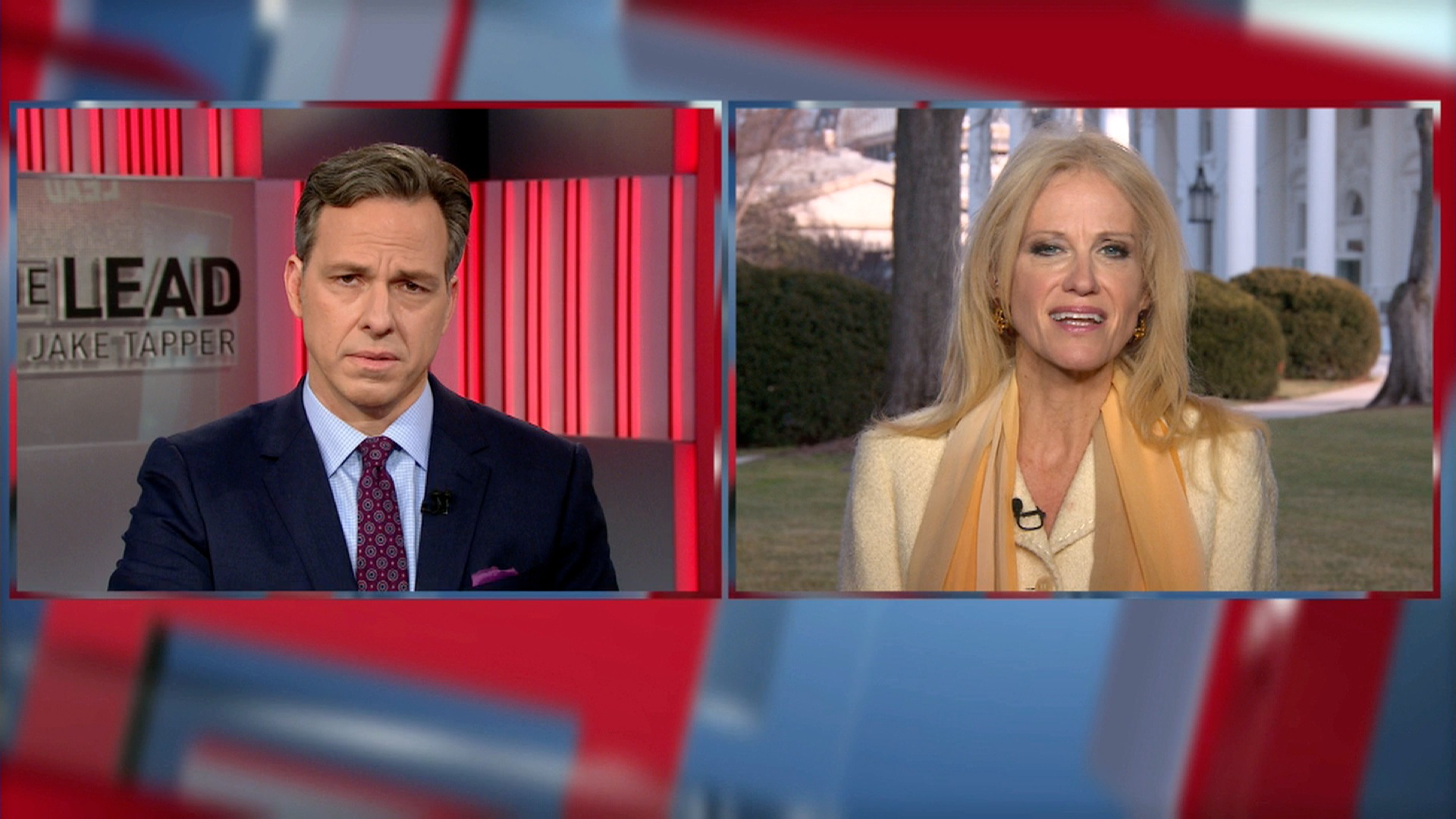 Kellyanne Conway s full interview with Tapper CNN Video