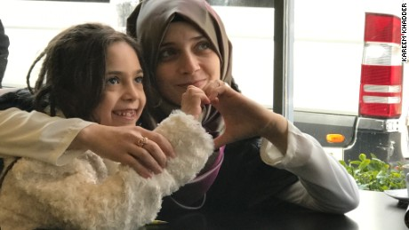 Bana and her mother tweeted about the situation in Aleppo while besieged there.
