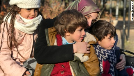 Bana and her mom want to continue to raise awareness about the plight of Syrians.